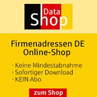Firmenadressen Deutschland Online-Shop